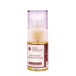 Zahir Cosmetics Bio Opunciový olej 15 mlspumpičkou