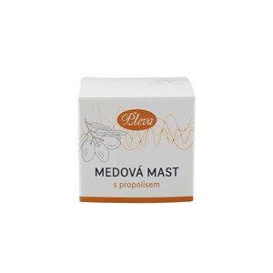 Pleva medová mast s propolisem 20 g