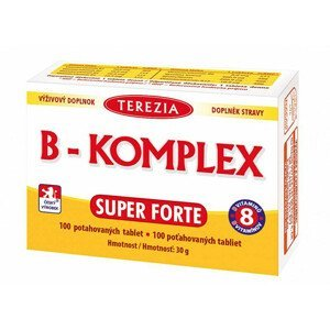 Terezia Company B-Komplex Super Forte+ 100 tablet