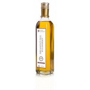 Záhir cosmetics s.r.o. Arganový olej kulinářský 250 ml