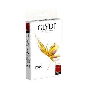 Glyde Glyde Veganské kondomy Maxi 10 ks