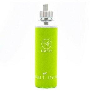 Natu Skleněná lahev v zeleném termo obalu Natu 550 ml