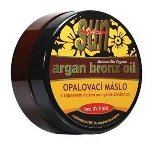 SunVital Be Bronze opalovací máslo pro rychlé zhnědnutí 200 ml
