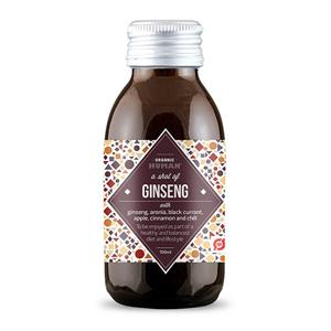 Organic Human Ginseng shot BIO 100 ml