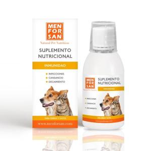 Menforsan Menforsan Immunity - Na imunitu - Tekutý doplněk stravy pro psy a kočky 120 ml