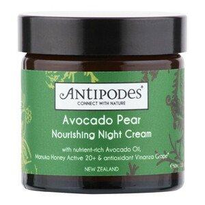 Antipodes Krém výživný noční AVOCADO PEAR 60 ml