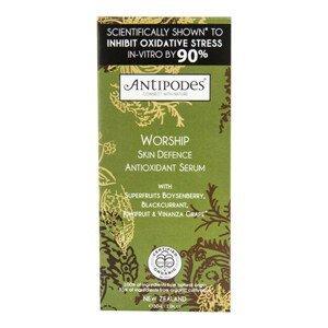 Antipodes Sérum ochranné s antioxidanty WORSHIP30 ml