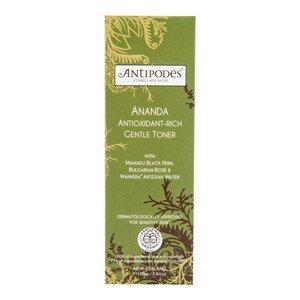 Antipodes Tonikum jemné antioxidační ANANDA 100 ml
