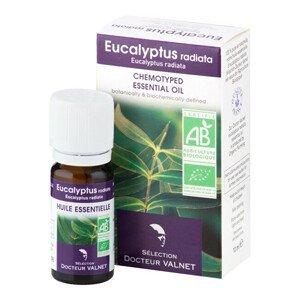 Docteur Valnet Éterický olej eukalyptus radiata 10 ml BIO