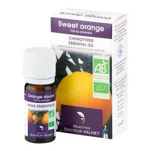 Docteur Valnet Éterický olej pomeranč 10 ml BIO