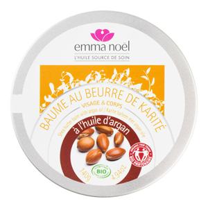 Emma Noël Balzám s karité a arganovým olejem 150 ml BIO