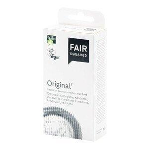 FAIR SQUARED Kondom original 10 ks