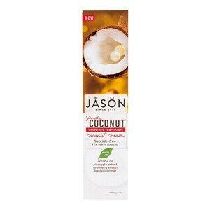 JASON Zubní pasta simply coconut bělicí 119 g