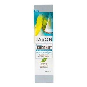 JASON Zubní pasta simply coconut eukalyptus 119 g
