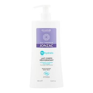 JONZAC Mléko tělové hydratační REHYDRATE BIO 400 ml