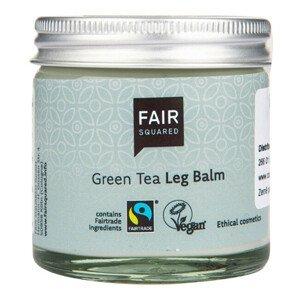 FAIR SQUARED Balzám na nohy zelený čaj 50 ml ZWP