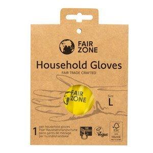 Fair Zone Fair Squared Rukavice pro domácnost z přírodního latexu