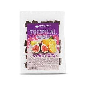 Damodara Ovocné bonbony Tropical 100 g