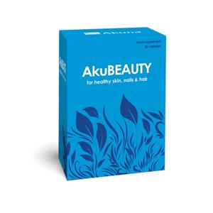 Akuna AkuBEAUTY 60 kapslí