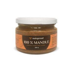 Nutspread 100% Mandlový krém 250 g