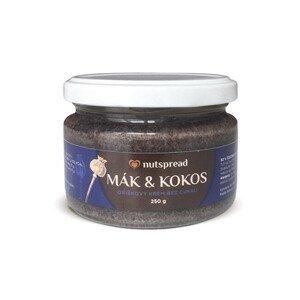 Nutspread 100% Kokosovo-makový krém 250 g