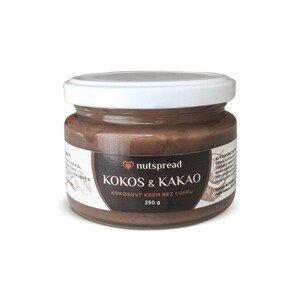 Nutspread Kokosový krém s kakaem 250 g