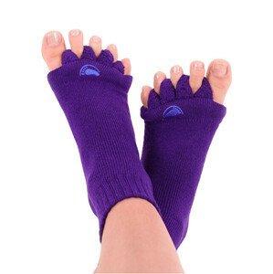 Happy Feet HF11 Adjustační ponožky Purple