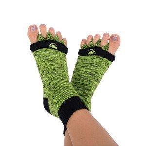 Happy Feet HF09 Adjustační ponožky Green