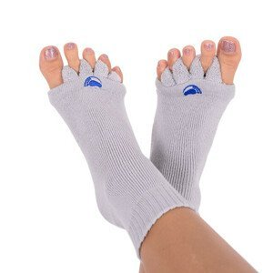Happy Feet HF07 Adjustační ponožky Grey