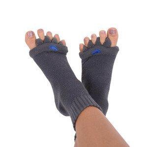 Happy Feet HF08 Adjustační ponožky Charcoal