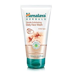 Himalaya Exfoliační mycí gel na obličej 150 ml