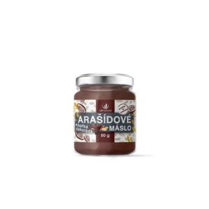 Allnature Allnature Arašídové máslo s hořkou čokoládou 50 g