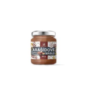 Allnature Allnature Arašídové máslo s mléčnou čokoládou 50 g