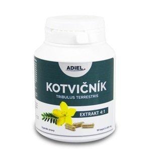 Adiel Adiel Kotvičník zemní tribulus terrestris 90 pilulek