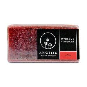 Angelic Angelic Mýdlový fondant Růže 200 g