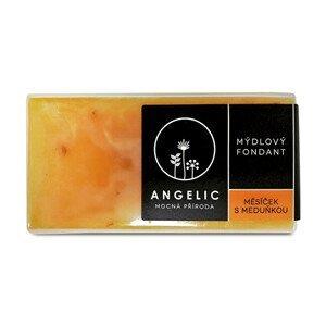 Angelic Angelic Mýdlový fondant Měsíček s meduňkou 200 g