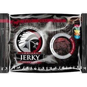 Indiana Indiana Jerky beef (hovězí) Peppered 100 g