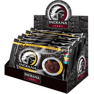 Indiana Indiana Jerky chicken (kuřecí) Original 500 g - display