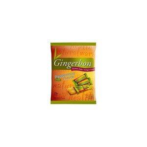 Stykra Gingerbon 125 g peprmint - zázvorové bonbony s mátou