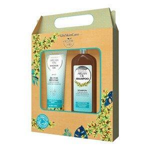 Biotter Pharma Dárková sada pro každodenní péči s arganovým olejem šampon + sprchový gel 2 x 250 ml
