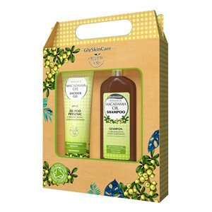 Biotter Pharma Dárková sada pro každodenní péči s makadamovým olejem šampon + sprchový gel 2 x 250 ml