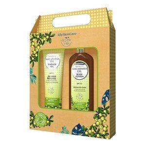 Biotter Pharma Dárková sada pro každodenní péči s makadamovým olejem balzám + sprchový gel 2 x 250 ml
