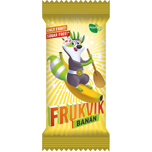 FRUKVIK Frukvik banán