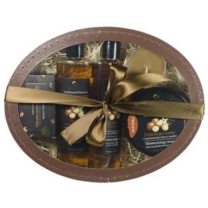 Body tip Dárkové balení Makadamový ořech s vanilkou
