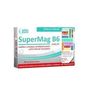 Astina SuperMag B6 chelát, 30 tablet