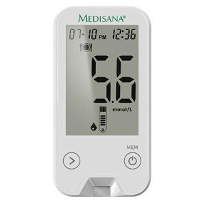 Medisana Glukometr s příslušenstvím MediTouch 2