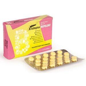 Rosenpharma Rosen B-komplex REPELENT 25 tablet