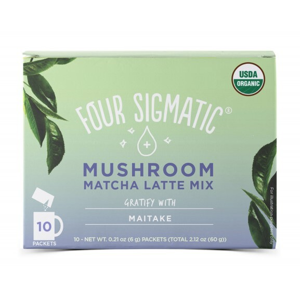 Four Sigmatic Matcha Latte + Maitake mushroom mix 10 ks