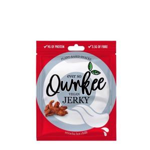 Qwrkee Vegan Jerky - Hot Chilli 70 g