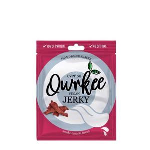 Qwrkee Vegan Jerky - Slanina 70 g